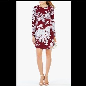 BCBG Ashton Floral Dress